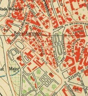 Meknès, la ville Nouvelle 4 Quarti11
