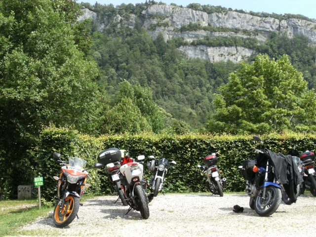 CR - {28-29/06/2014} Week-end Moto-Camping Jura 2014... Dscf5026