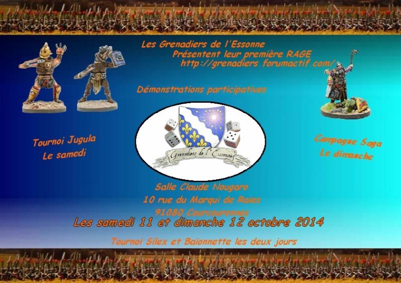 [RAGE] Rencontre Amical des Grenadiers de l'Essonne - Tournois Jugula Images10
