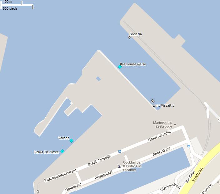 Portes ouvertes 2013 - Navy Days Zeebrugge 2013 05_07_10