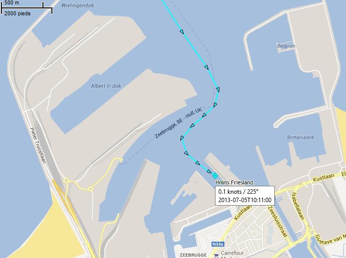 Portes ouvertes 2013 - Navy Days Zeebrugge 2013 05_07_12