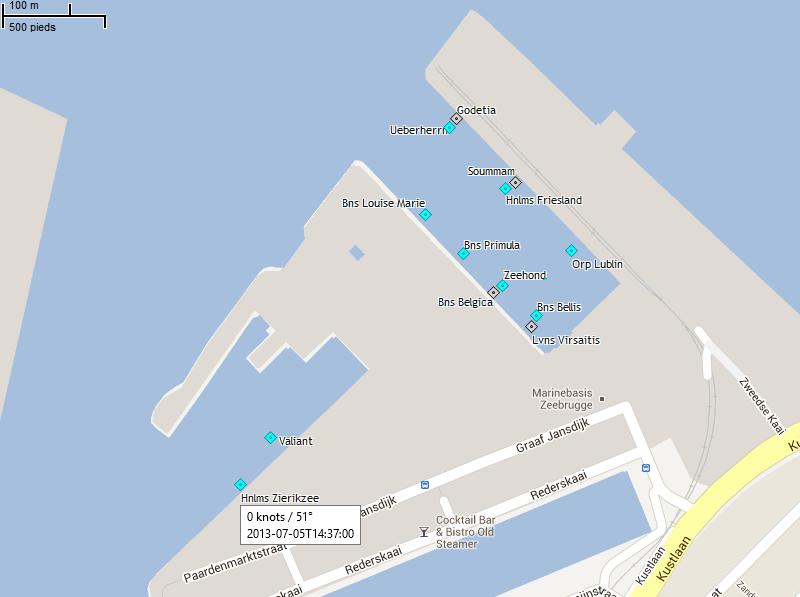 Portes ouvertes 2013 - Navy Days Zeebrugge 2013 - Page 2 05_07_16