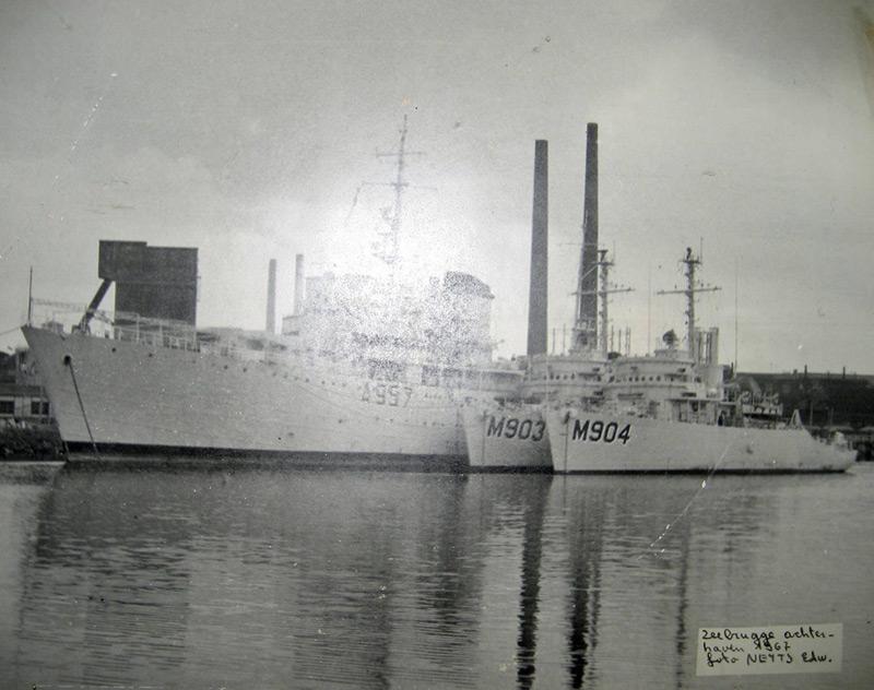 1967 - A957 (Canada - Angleterre - Dernier voyage) 10492111