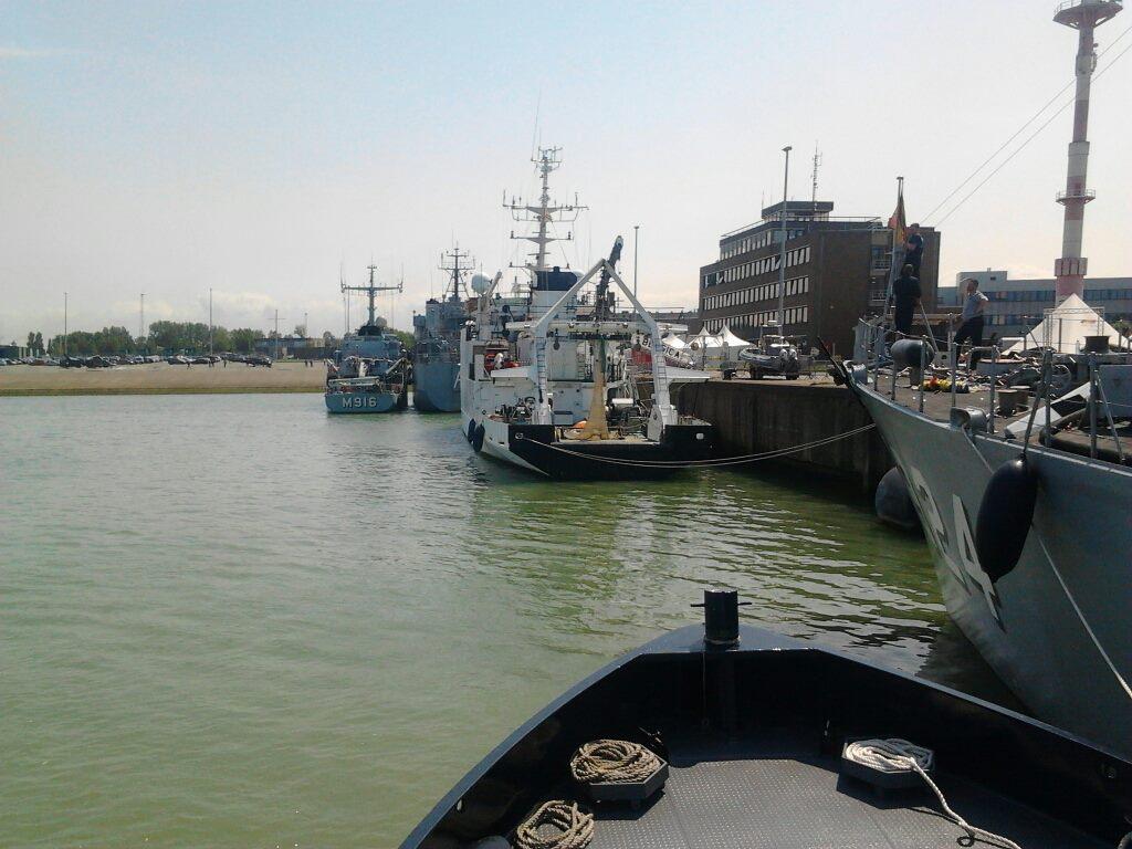Portes ouvertes 2013 - Navy Days Zeebrugge 2013 - Page 2 10524010