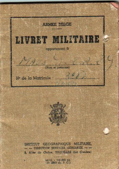 le Livret Militaire Livret10