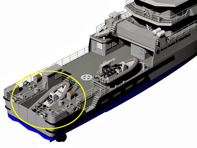 Le nouveau patrouilleur P901 CASTOR prend forme - Page 9 P901aa10