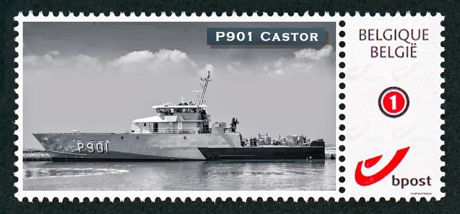 Le nouveau patrouilleur P901 CASTOR prend forme - Page 9 P901ca10