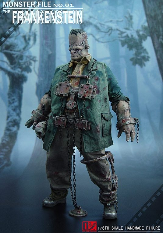 1/6th DX SHF ( Zhi Xiang ) - Monster file no.01 The Frankenstein 10394811