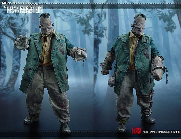 1/6th DX SHF ( Zhi Xiang ) - Monster file no.01 The Frankenstein 10411011