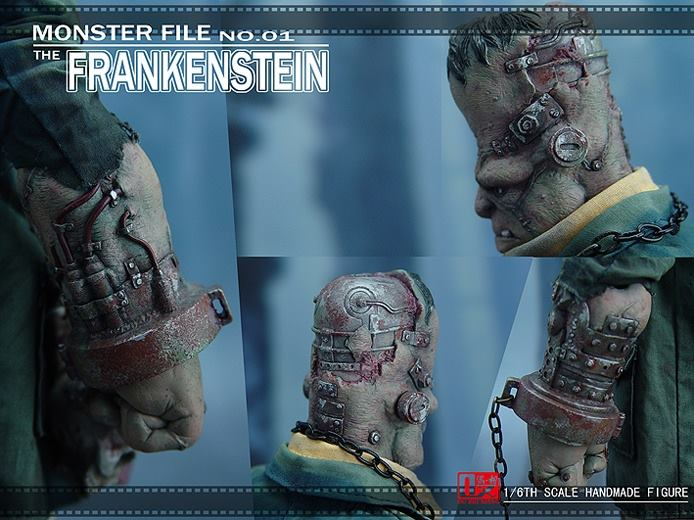 1/6th DX SHF ( Zhi Xiang ) - Monster file no.01 The Frankenstein 10635711