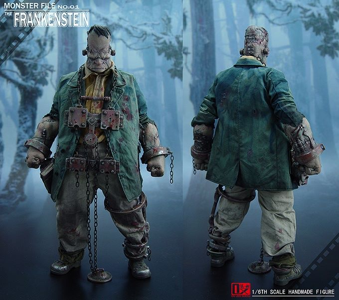 1/6th DX SHF ( Zhi Xiang ) - Monster file no.01 The Frankenstein 10686711