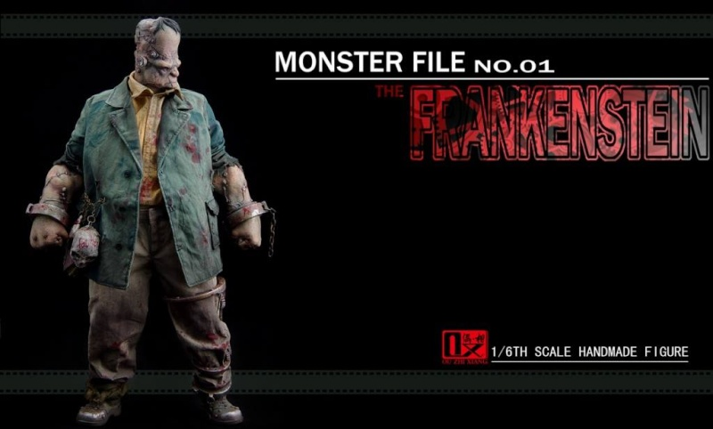 1/6th DX SHF ( Zhi Xiang ) - Monster file no.01 The Frankenstein 10694312