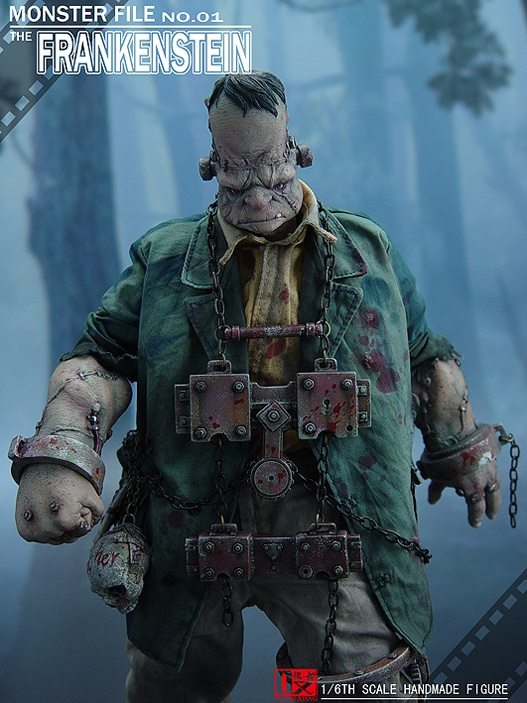 1/6th DX SHF ( Zhi Xiang ) - Monster file no.01 The Frankenstein 11372_11