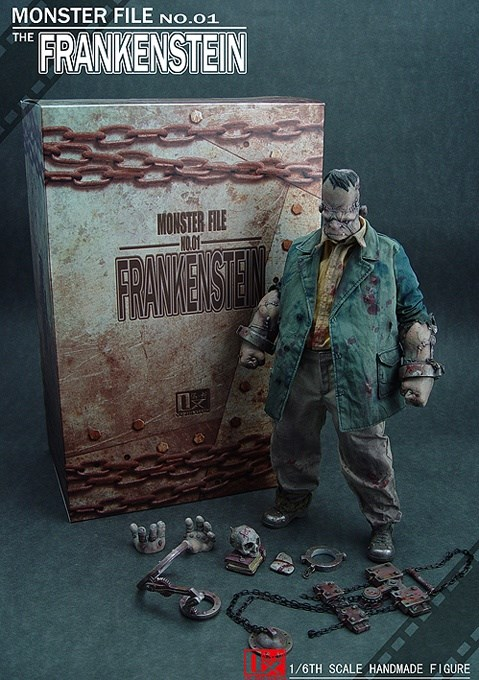 1/6th DX SHF ( Zhi Xiang ) - Monster file no.01 The Frankenstein 14617011