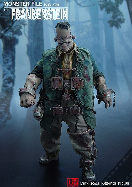 1/6th DX SHF ( Zhi Xiang ) - Monster file no.01 The Frankenstein 14874411