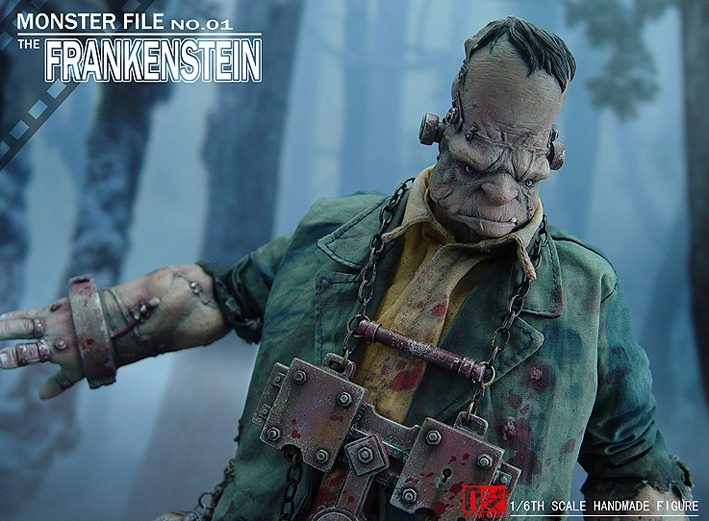 1/6th DX SHF ( Zhi Xiang ) - Monster file no.01 The Frankenstein 15264411