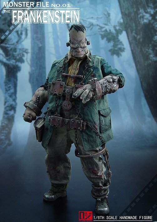 1/6th DX SHF ( Zhi Xiang ) - Monster file no.01 The Frankenstein 16559911