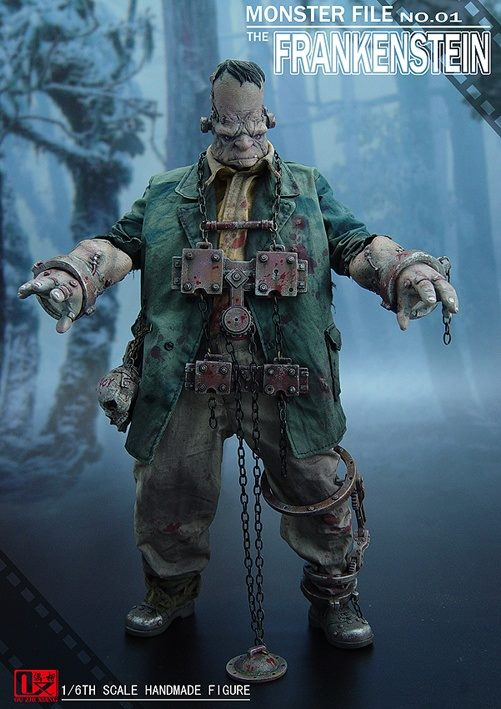 1/6th DX SHF ( Zhi Xiang ) - Monster file no.01 The Frankenstein 19001411