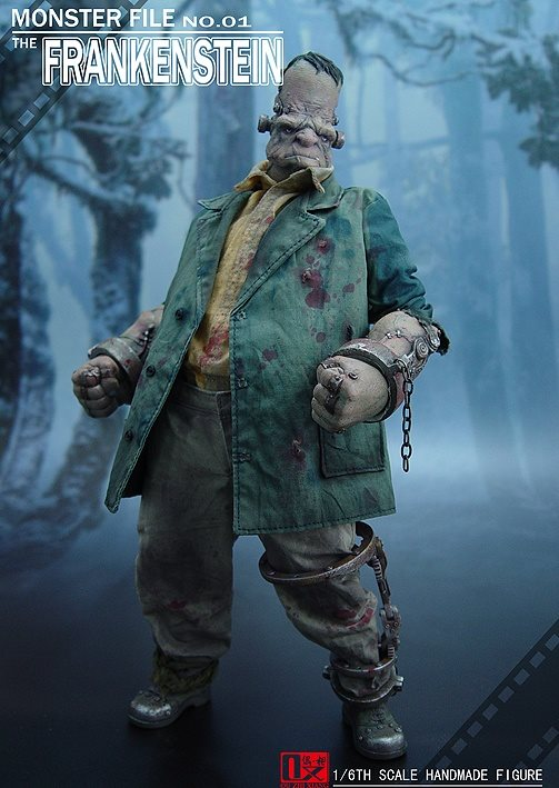 1/6th DX SHF ( Zhi Xiang ) - Monster file no.01 The Frankenstein 63408_11