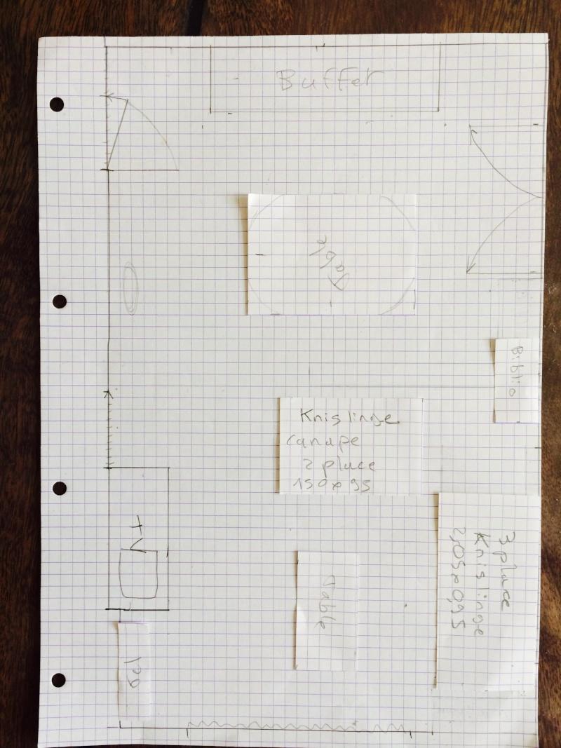 comment organiser le salon salle à manger pour y mettre un canapé d'angle +finir deco (photos + plan ajoutés) - Page 2 Essai10