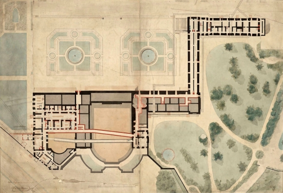 Le Grand Trianon Plan_t10