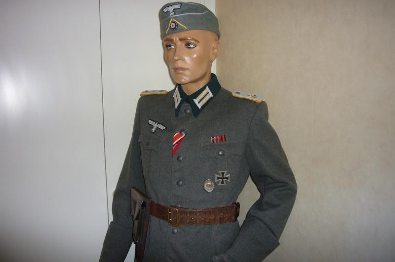 Major artillerie et leutnant cavalerie P1070530