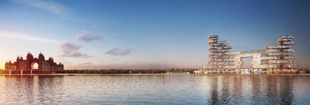 Resorts ATLANTIS (Bahamas - Dubai - Sanya - Shanghai - Hawaï) par Kerzner Atlant10