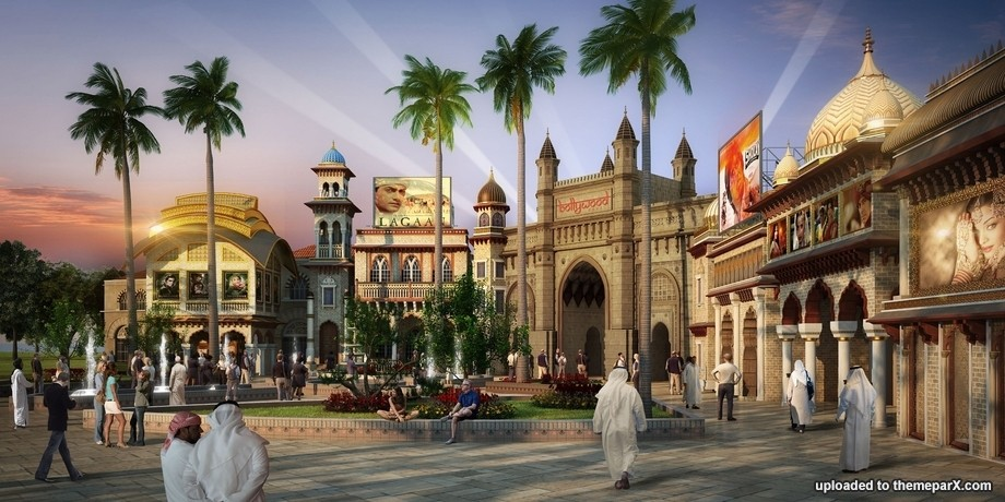 [ÉAU] Dubai Parks & Resorts : motiongate, Bollywood Parks, Legoland (2016) et Six Flags (2019) Bollyw13