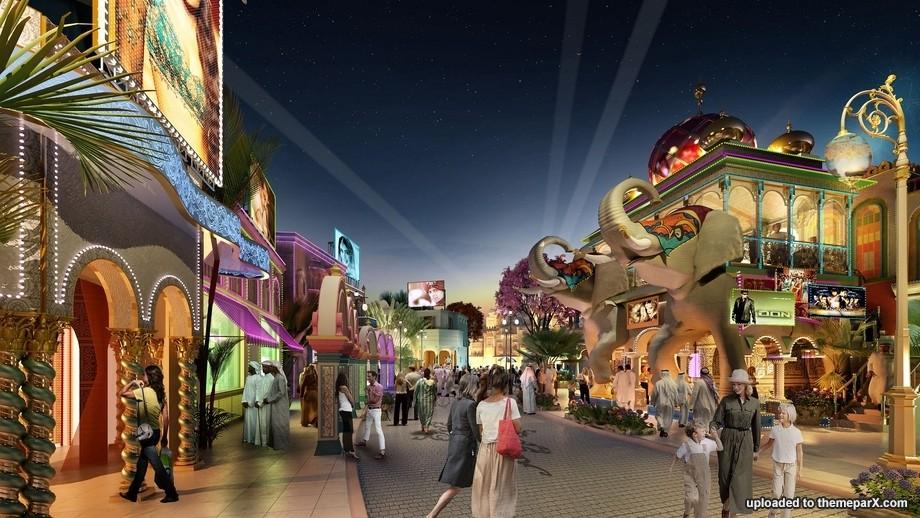 [ÉAU] Dubai Parks & Resorts : motiongate, Bollywood Parks, Legoland (2016) et Six Flags (2019) Bollyw14