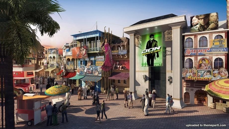 [ÉAU] Dubai Parks & Resorts : motiongate, Bollywood Parks, Legoland (2016) et Six Flags (2019) Bollyw15