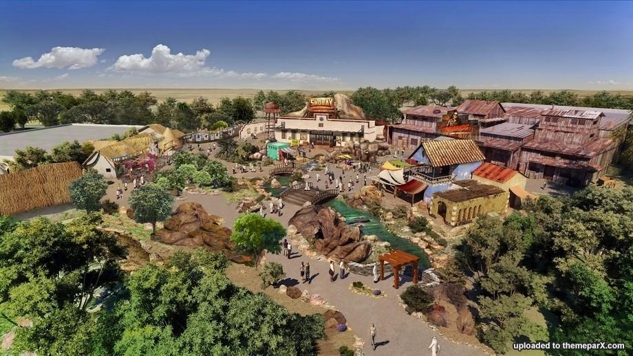[ÉAU] Dubai Parks & Resorts : motiongate, Bollywood Parks, Legoland (2016) et Six Flags (2019) Bollyw16