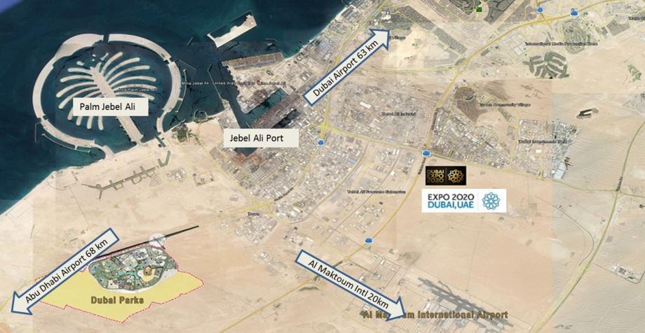 [ÉAU] Dubai Parks & Resorts : motiongate, Bollywood Parks, Legoland (2016) et Six Flags (2019) Dubai_10