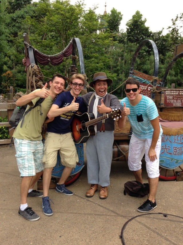 A la découverte d'Hong Kong Disneyland Resort : mes impressions Grizzl16