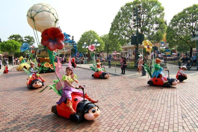 A la découverte d'Hong Kong Disneyland Resort : mes impressions Hk410