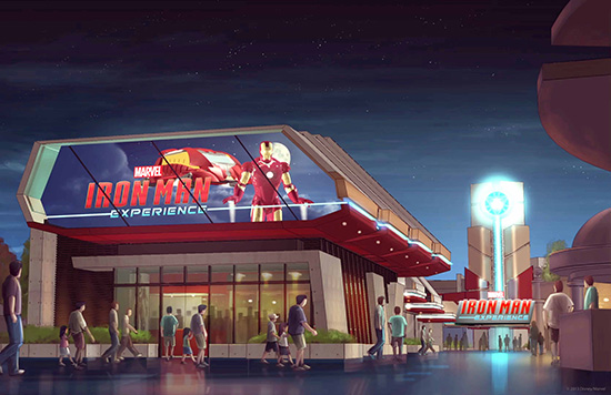 A la découverte d'Hong Kong Disneyland Resort : mes impressions - Page 2 Iron_m10