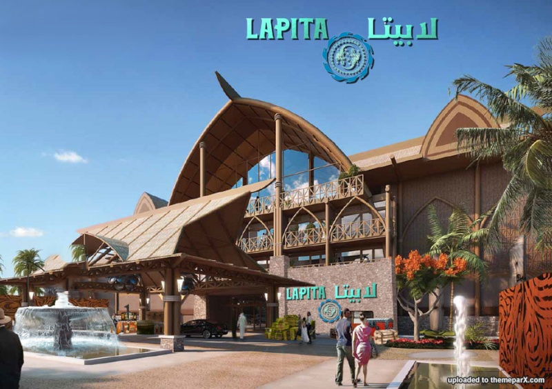[ÉAU] Dubai Parks & Resorts : motiongate, Bollywood Parks, Legoland (2016) et Six Flags (2019) Lapita10
