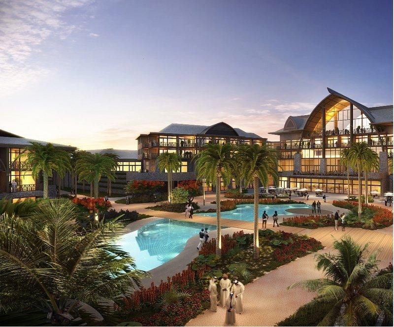 [ÉAU] Dubai Parks & Resorts : motiongate, Bollywood Parks, Legoland (2016) et Six Flags (2019) Lapita11