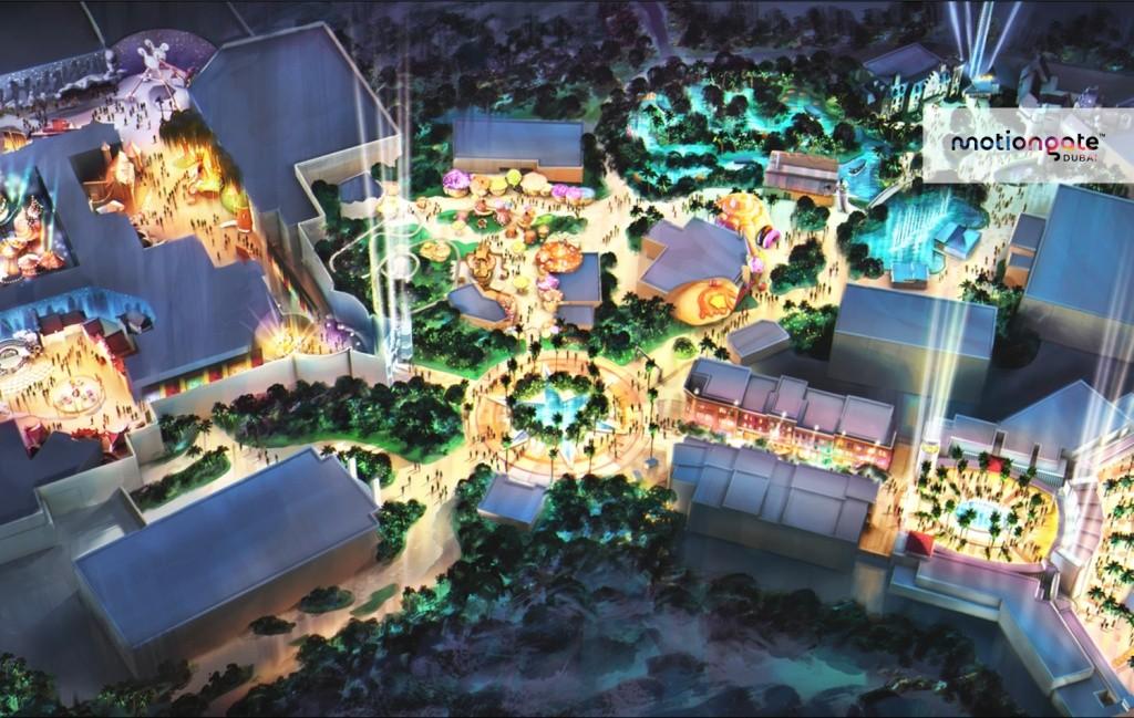 [ÉAU] Dubai Parks & Resorts : motiongate, Bollywood Parks, Legoland (2016) et Six Flags (2019) Motion13