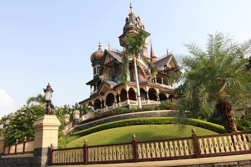 A la découverte d'Hong Kong Disneyland Resort : mes impressions Mystic10