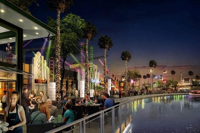 [ÉAU] Dubai Parks & Resorts : motiongate, Bollywood Parks, Legoland (2016) et Six Flags (2019) Riverp10