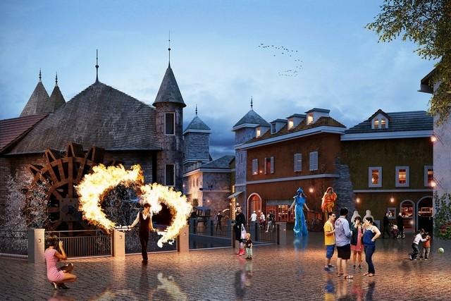 [ÉAU] Dubai Parks & Resorts : motiongate, Bollywood Parks, Legoland (2016) et Six Flags (2019) Riverp15