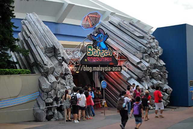 A la découverte d'Hong Kong Disneyland Resort : mes impressions - Page 2 Stitch10
