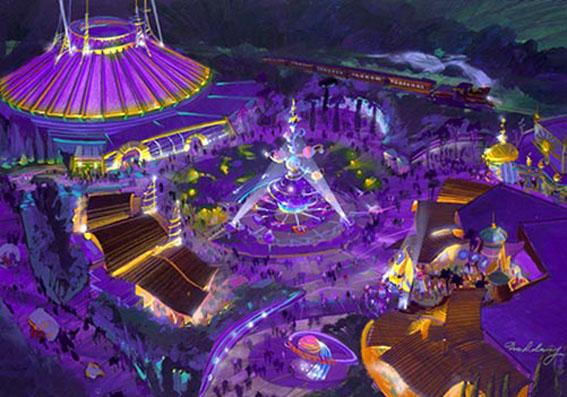 A la découverte d'Hong Kong Disneyland Resort : mes impressions - Page 2 Tomorr12