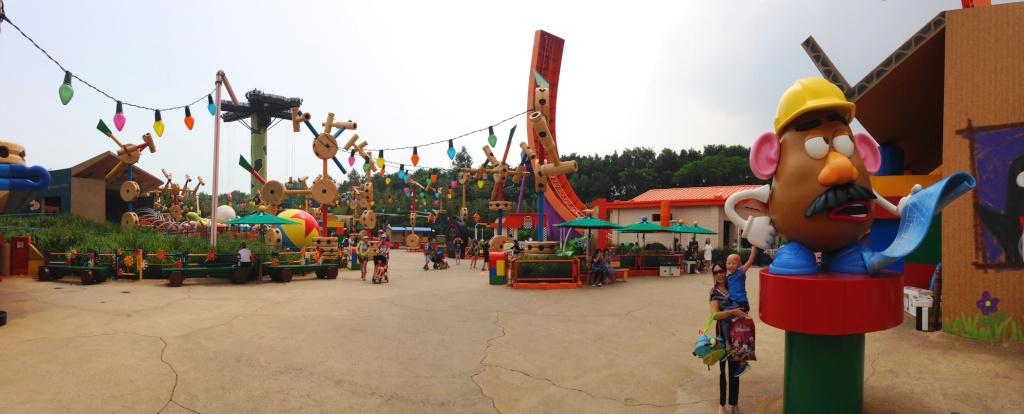 A la découverte d'Hong Kong Disneyland Resort : mes impressions Tsland10