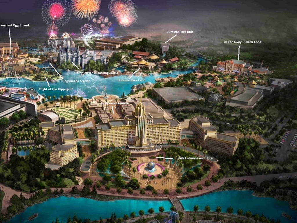 [Chine] Universal Studios Beijing (2020) Unibei11