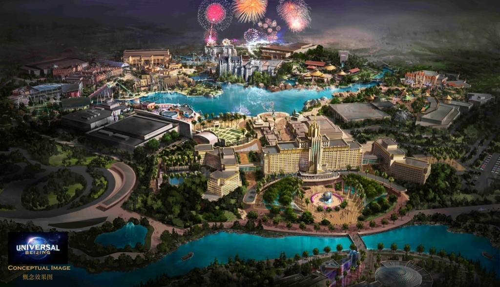 [Chine] Universal Studios Beijing (2020) Univer11