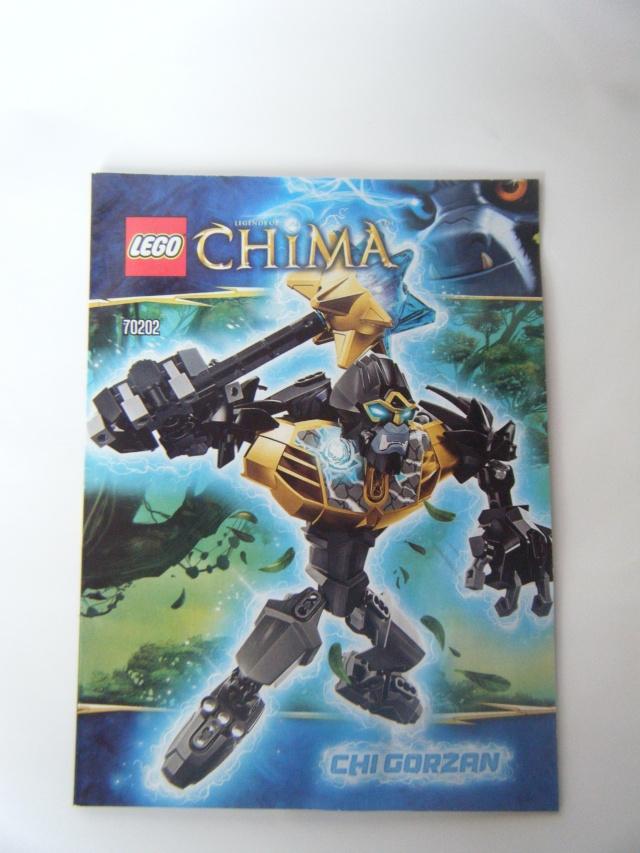 [Revue] Chima 70202 : Chi Gorzan Dscf8913