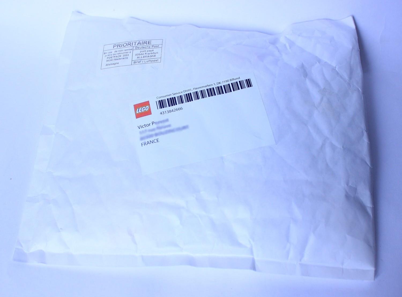 [Blog] La boîte aux lettres de Leewan #2 : Retour vers le Futur Envelo10