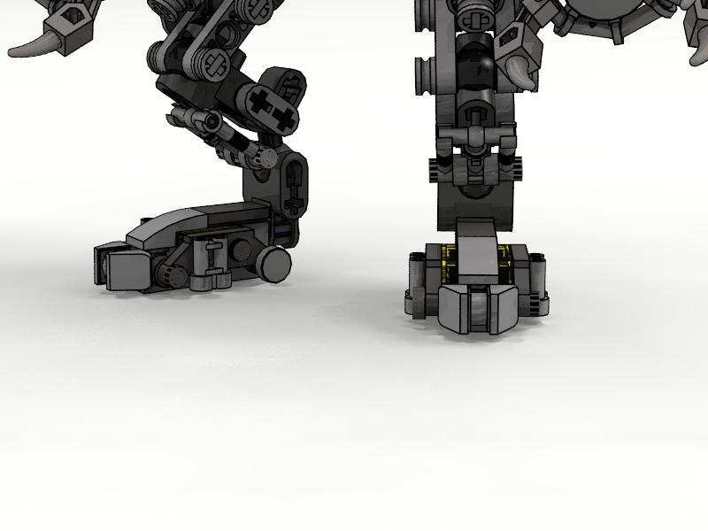 [Revue] LEGO Ideas 21109 : Exo Suit (Robot Exo) Exo_su10