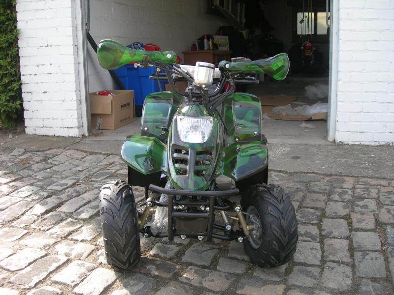 Armido vends un quad 110cc neuf  contact en MP Dscn4213